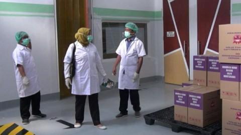 BPOM Gerebek Pabrik Susu Kambing Rumahan Ilegal