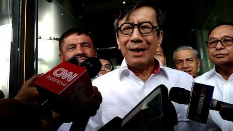 Warga Binaan Diimbau tak Risaukan Pidato Prabowo