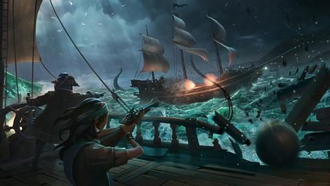 Seminggu Dirilis, Sea of Thieves Jadi Game Terlaris Xbox