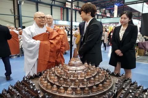 Borobudur jadi Sensasi di Korea Selatan