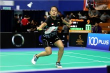 Tiga Wakil Indonesia Melaju ke Semifinal Orleans Masters