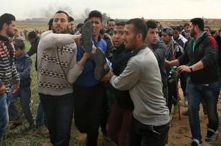 Palestina Klaim Israel Tembakkan 773 Peluru ke Warga Sipil