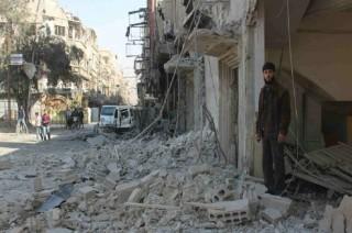 Trump Bekukan Dana Bantuan Rp2,7 Triliun untuk Suriah