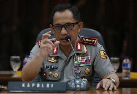 Tito Diharap tak Tergoda Jadi Cawapres