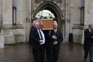 Prosesi Pemakaman Stephen Hawking Digelar di Cambridge