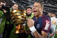 Sinar Mbappe Bantu PSG Kalahkan Monaco di Final Coupe de la Ligue