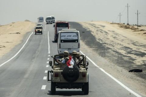 Militer Mesir Bertekad Terus Perangi Terorisme