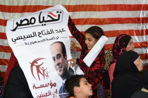 Sisi Bersiap Deklarasikan Kemenangan Telak dalam Pilpres Mesir