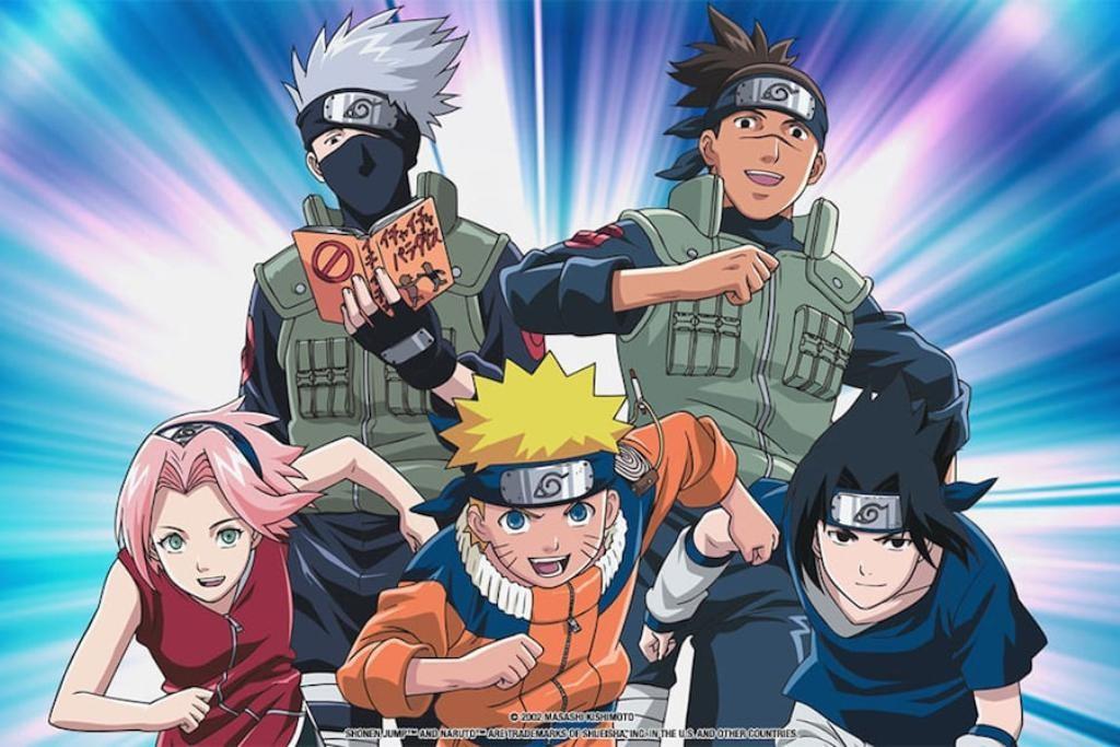 52 Gambar Naruto Versi Lebaran