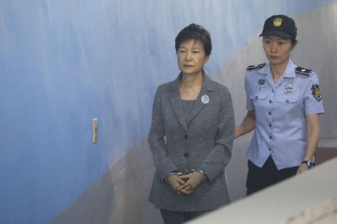 Corruption Verdict on S. Korea's Park to be Televised Live