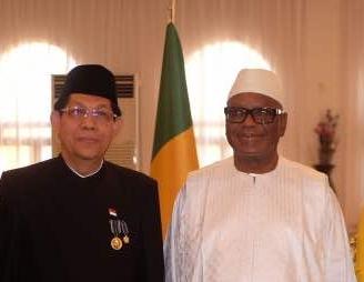 Mali Apresiasi Peran Aktif Pasukan Perdamaian Indonesia