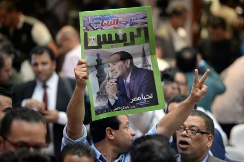 Menang Telak, el-Sisi Kembali Pimpin Mesir