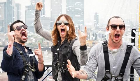 Nazar Jared Leto jika Album Baru Thirty Seconds to Mars Melejit