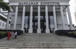 MK Tunda Sidang Lanjutan Uji UU MD3