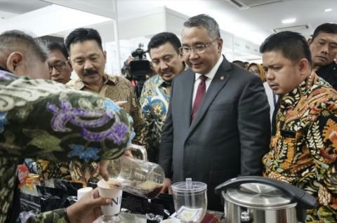 115 BUMDes Pamerkan Produk Unggulan di Malaysia