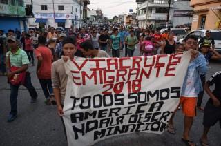 Trump Tegaskan akan Kirim Militer ke Perbatasan Meksiko