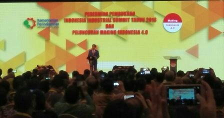 Jokowi Sebut Impor Garam Pilihan Realistis