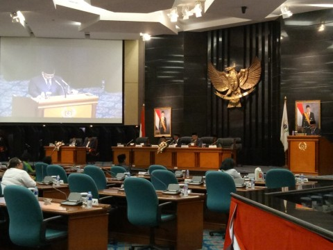 Anak Ongen Sangaji Jabat Anggota DPRD DKI