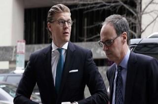 Pengacara Belanda Divonis Penjara dalam Penyelidikan Trump-Rusia