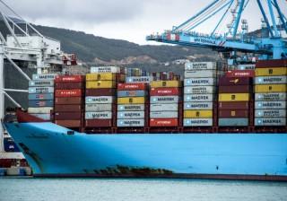Morocco's Tanger-Med Port Running at Full Speed