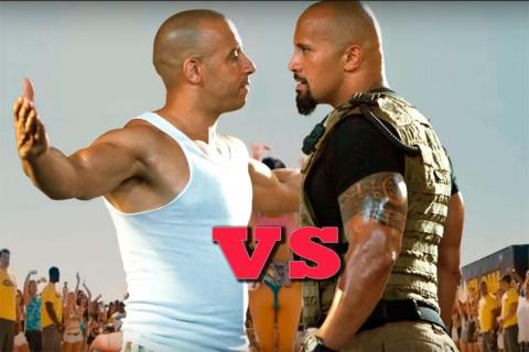 Dwayne Johnson Ungkap Perselisihan dengan Vin Diesel