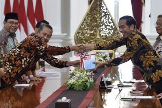 Lapor ke Jokowi, BPK Klaim Selamatkan Uang Negara Rp2,37 T