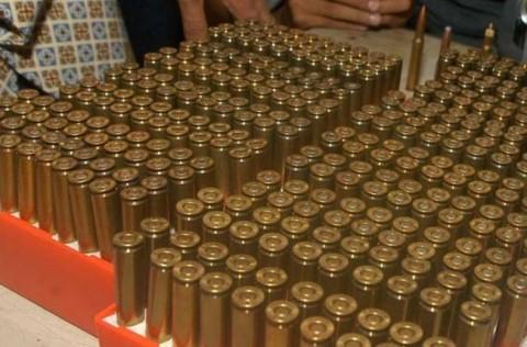 74 Peluru Aktif Ditemukan di Kali Surabaya Menteng