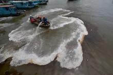 Kapal Penyebab Tumpahan Minyak di Balipapan Bisa Dituntut
