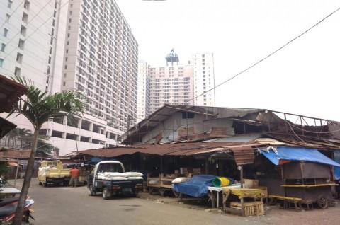 Pasar Kemiri Muka Depok Dieksekusi pada 19 April