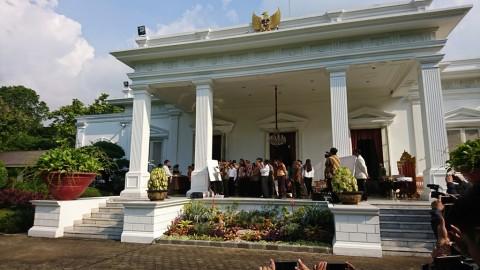 Jokowi Undang Budayawan ke Istana