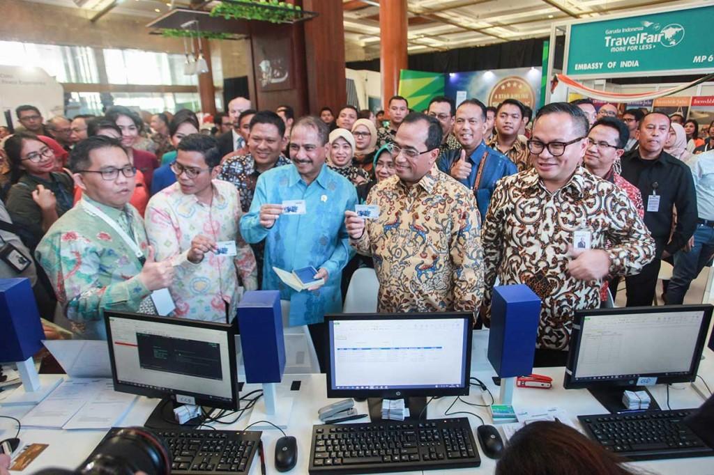 Garuda Indonesia Travel Fair Resmi Dibuka