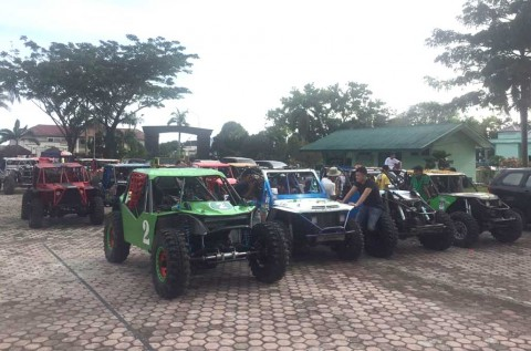 <i>Offroader</i> Nasional Siap Tarung di Bengkulu