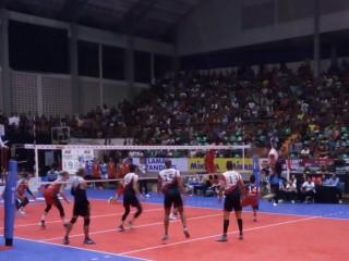 Putra Jakarta BNI Taplus Gagal Melaju ke Final Proliga 2018