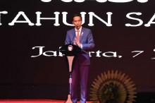 Jokowi Ajak Umat Hindu Tingkatkan Kualitas SDM