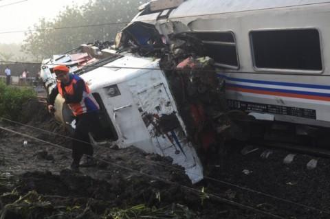 Kecelakaan KA Sancaka, 3 Rute Dialihkan Ke Jalur Utara