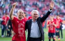 Bayern Raih Gelar, Heynckes Sanjung Ribery dan Robben