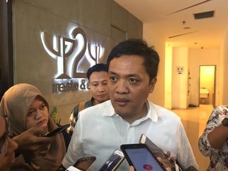 Ketua DPP Partai Gerindra Habiburokhman Medcom.id Sonya Michaella