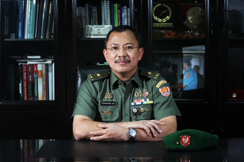 Kepala Rumah Sakit Pusat Angkatan Darat (RSPAD) Gatot Subroto Mayjen dr Terawan Agus Putranto SpRad (K).. Foto: MI/Immanuel