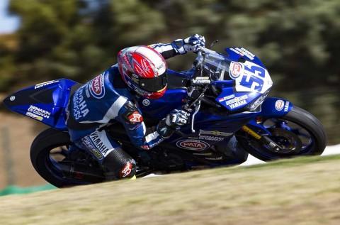 Galang Hendra punya dua teman rider asal Indonesia di WSS300.