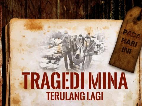 Hari ini: Tragedi Mina Terulang, 118 Jemaah Tewas