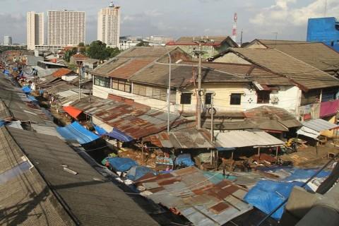 Belum ada Lahan Relokasi Renovasi Pasar Kemiri Muka