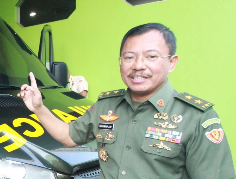 Kepala RSPAD Gatot Subroto Mayjen TNI Terawan Agus Putranto. Foto: Dok/Asuransi Sinar Mas