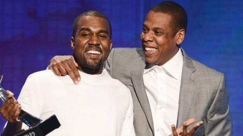 Sering Berselisih, Jay-Z Anggap Kanye West Seperti Saudara