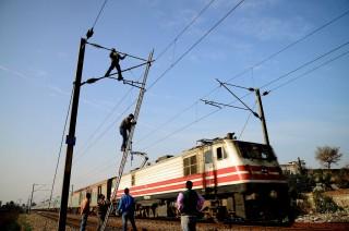 Kesalahan Staf KA di India Nyaris Picu Kecelakaan Fatal