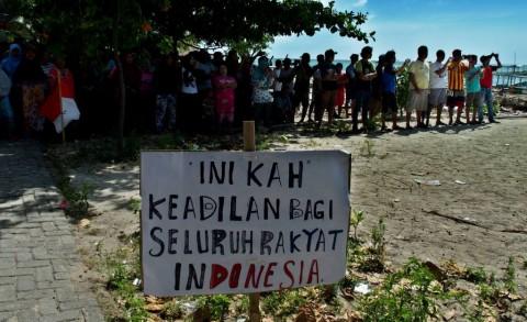 Ombudsman Minta Polisi Setop Tindakan di Pulau Pari