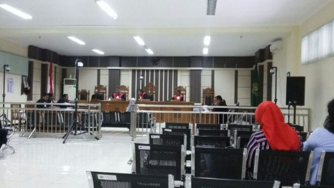 Siti Masitha Minta Ditahan di LP Tangerang