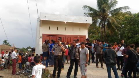 Polisi Gerebek Gudang Sabu dan Inex di Medan