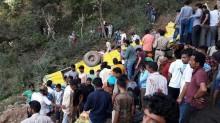 Bus Sekolah Terjun ke Jurang di India, 27 Orang Tewas