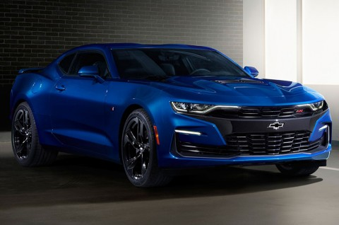 New Chevrolet Camaro Kini Berbekal Mesin Turbo
