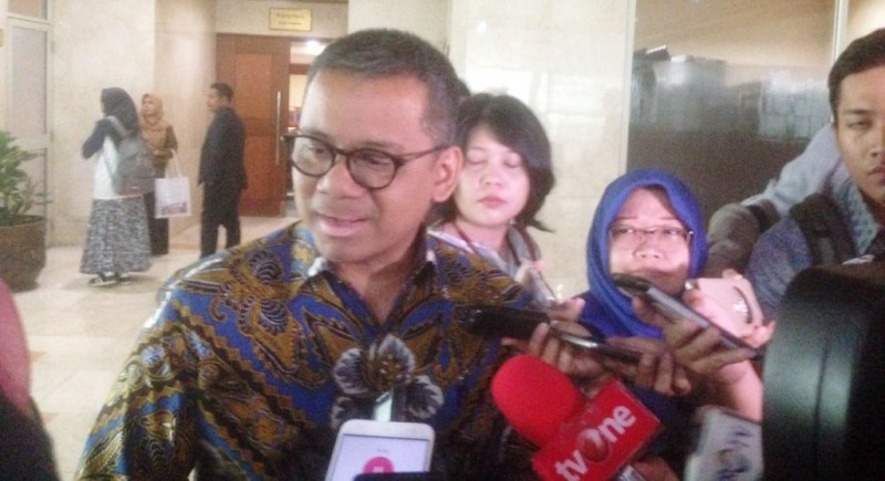 Kepala Badan Kebijakan Fiskal (BKF) Kementerian Keuangan Suahasil Nazara. (FOTO: Medcom.id/Desi)